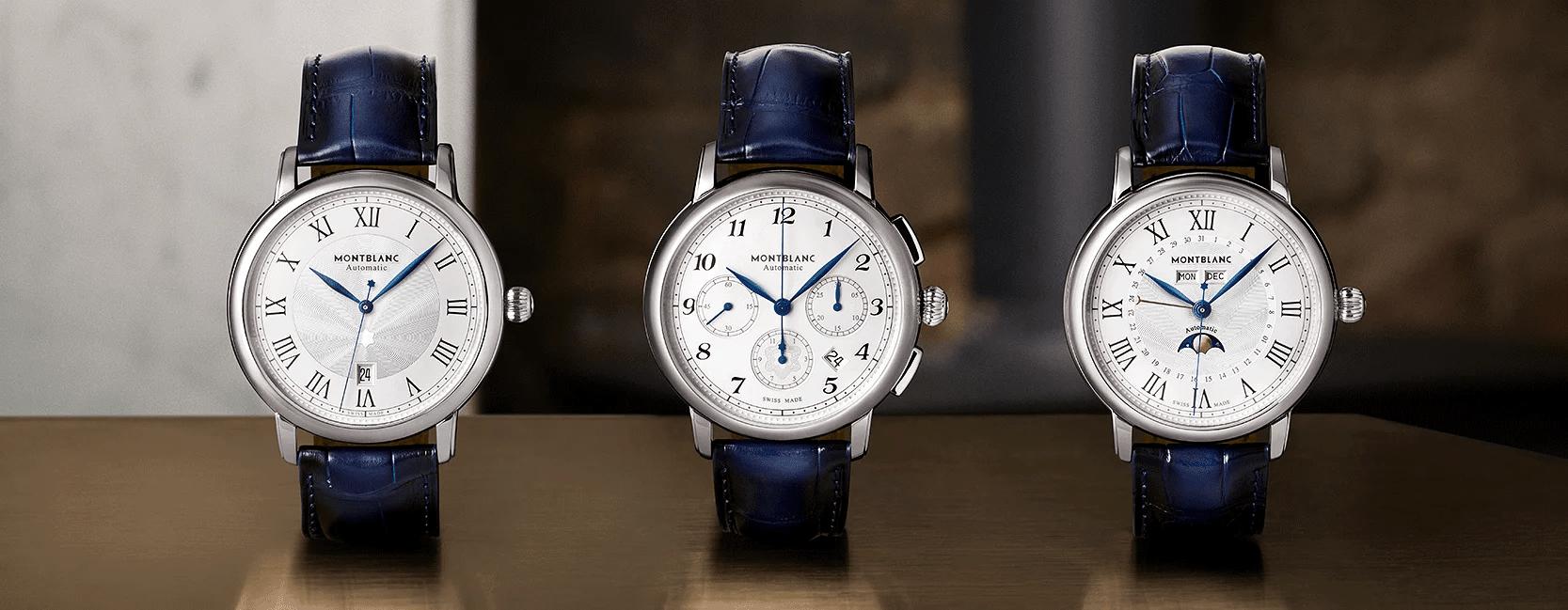 Relógios Montblanc