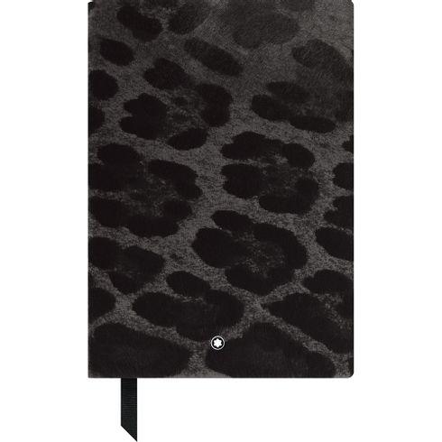 Caderno-de-anotacoes-Montblanc-Fine-Stationery--146-Estampa-animal-Pantera