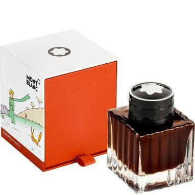 Frasco-de-tinta-50-ml-Le-Petit-Prince-cor-laranja