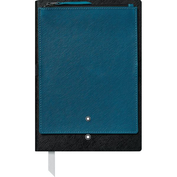 Caderno-de-anotacoes--146-bolso-Pass-Partout-Petrol-Blue