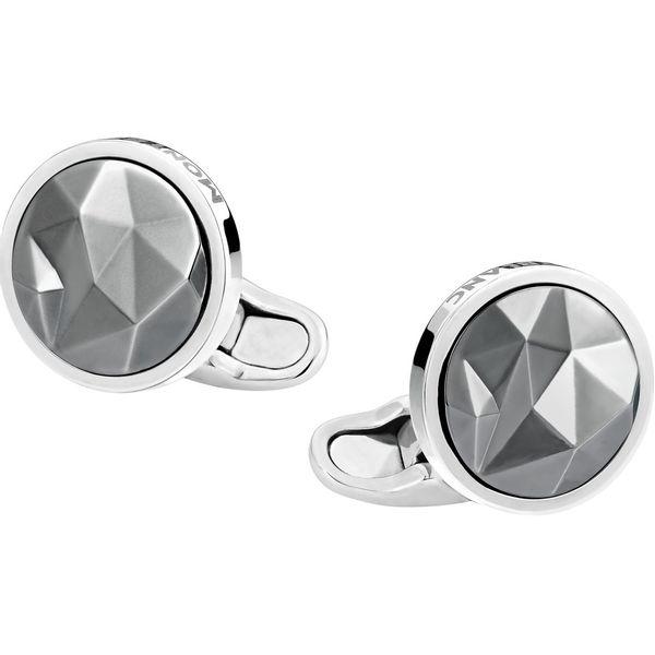 Abotoaduras-redondas-em-prata-com-incrustacao-preta-revestida-a-rutenio