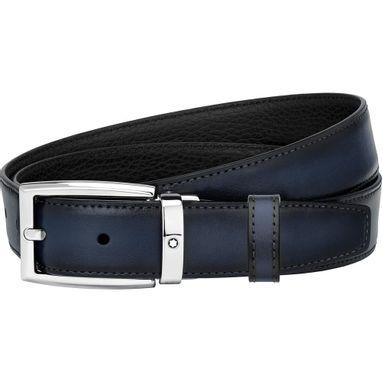 Cinto-reversivel-preto-azul-de-tamanho-ajustavel