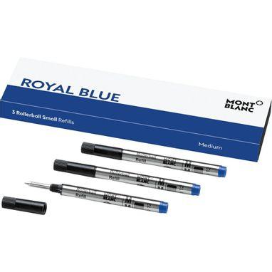 3-Refis-Pequenos-para-Rollerball--M--Royal-Blue