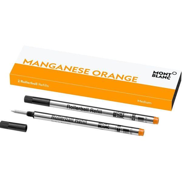 2-Refis-para-rollerball---M--Manganese-Orange