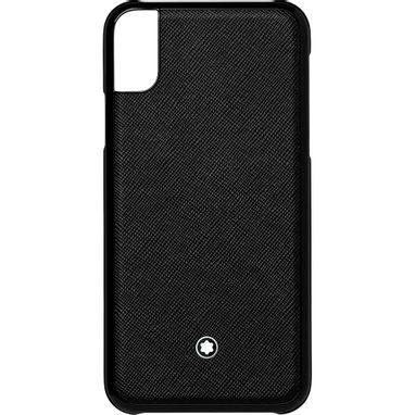 Capa-rigida-Montblanc-Sartorial-para-Apple-iPhone-XR