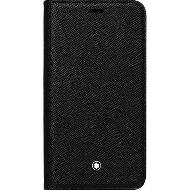 Capa-flip-side-Montblanc-Sartorial-com-aba-dupla-para-Apple-iPhone-XS