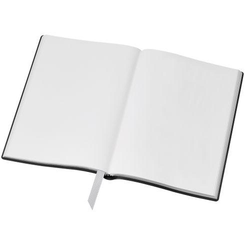 Caderno-de-Apontamentos--146-preto-liso-Fino-Material-de-Escritorio-Montblanc