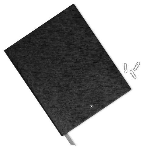Montblanc-Fino-Material-de-Escritorio-Livro-de-Desenho--149-Preto-liso