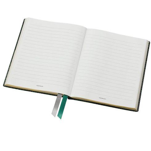 Caderno-de-anotacoes--146-estampa-de-serpente-verde-pavao