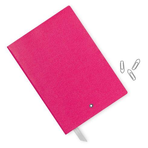 Caderno-de-Apontamentos--146-Montblanc-Fine-Stationery-rosa-pautado