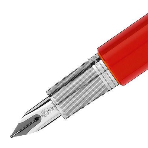 Caneta-tinteiro--Montblanc-M-RED