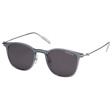 Oculos-de-sol-redondos-com-armacao-injetada-cinza-Montblanc_126936_1
