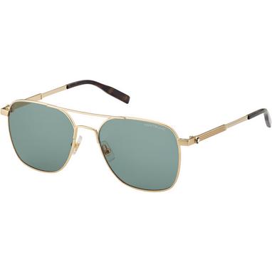 Oculos-de-sol-retangulares-com-armacao-em-metal-dourado-Montblanc_126939_1