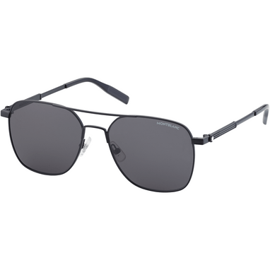 Oculos-de-sol-retangulares-com-armacao-em-metal-preto-Montblanc_126938_1