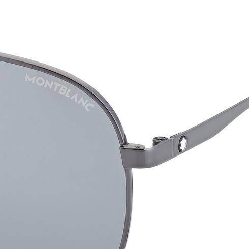 Oculos-de-sol-quadrados-com-armacao-em-metal-rutenio-Montblanc-126929_2
