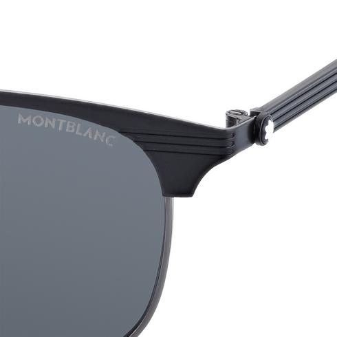Oculos-de-sol-retangulares-com-armacao-em-metal-preto-Montblanc_126932_2